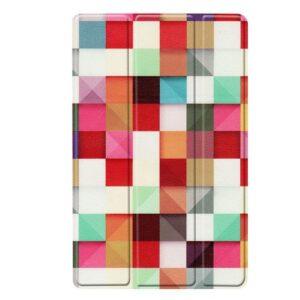 Smart Book Case Gekleurde Vierkanten